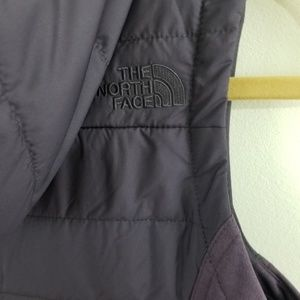 The North Face Jackets & Coats - The North Face Womens Purple Vest size XS Quilted